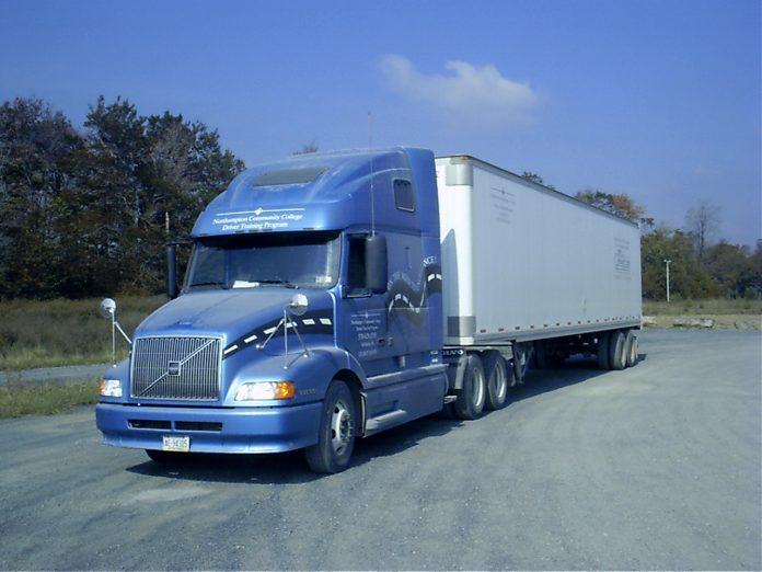 DOT Grant Truck