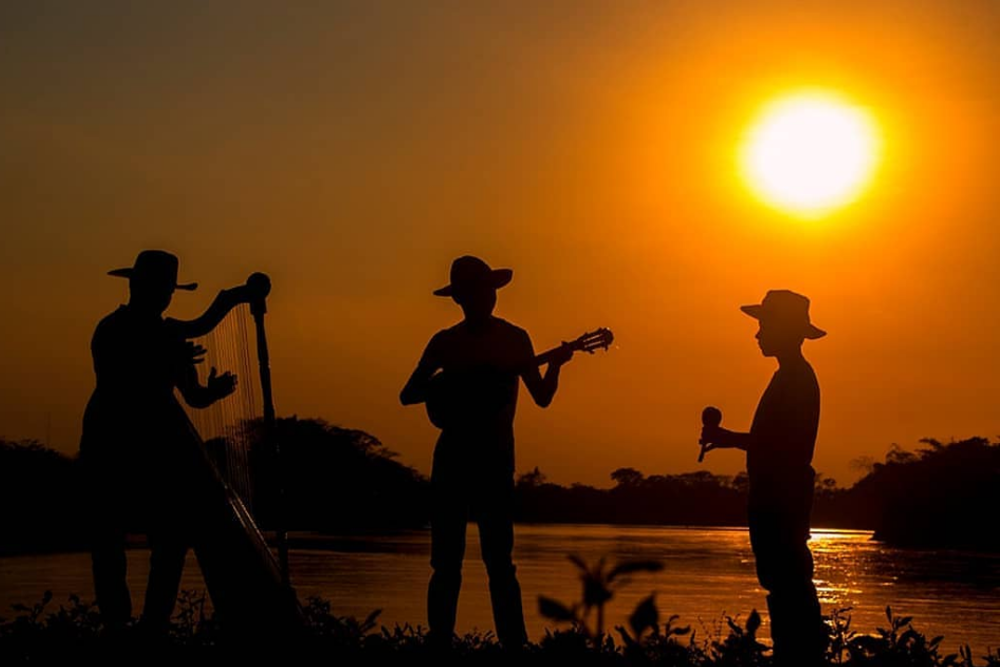 Colombian musicians