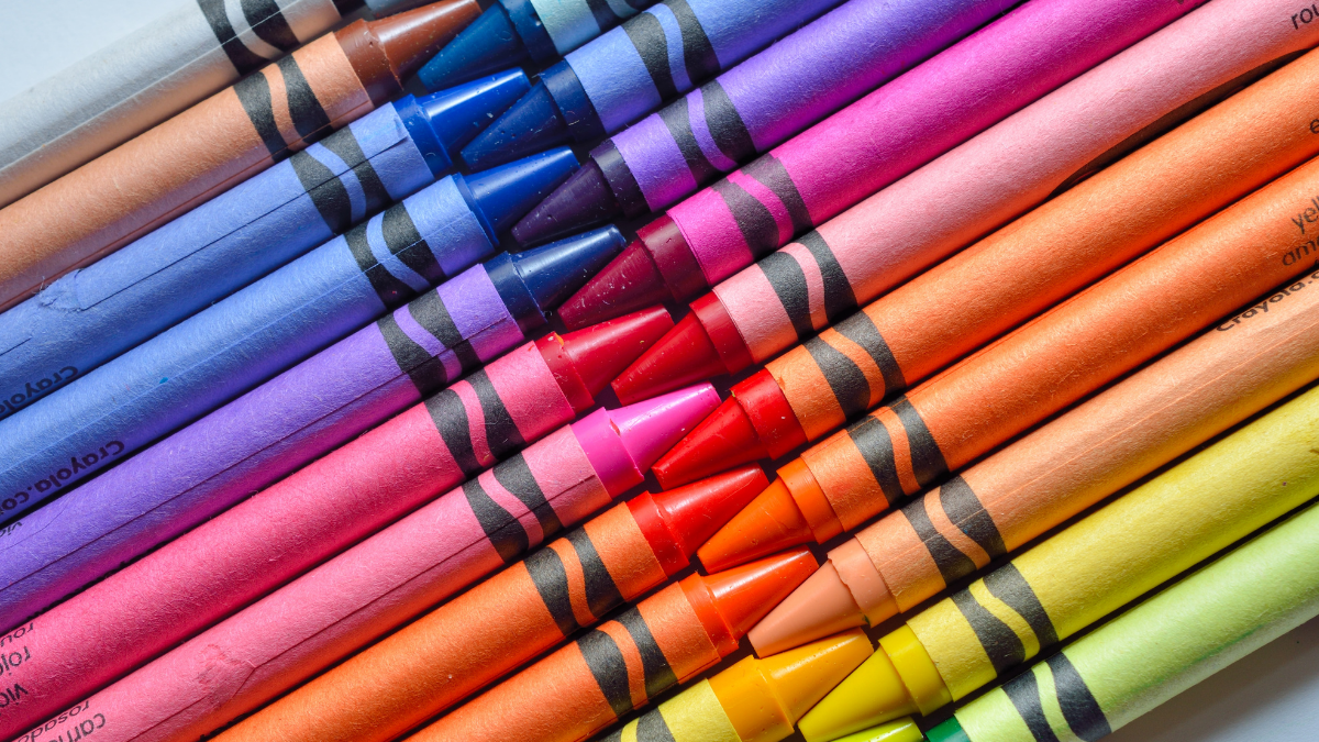 Crayon Day